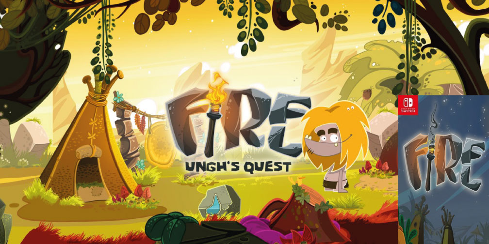 FIRE UNGHS QUEST SWITCH ROM 🎮