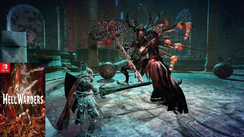 HELL WARDERS SWITCH ROM 🎮