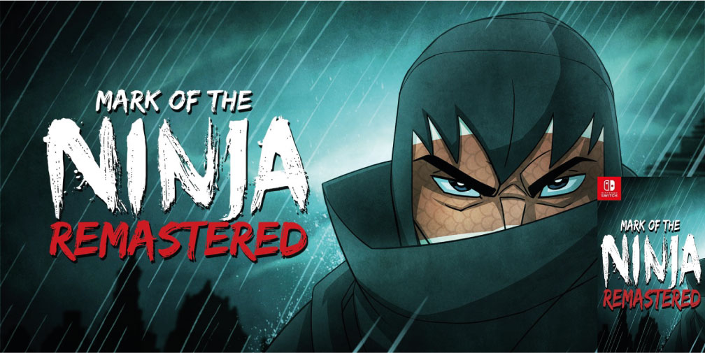 MARK OF THE NINJA REMASTERED SWITCH