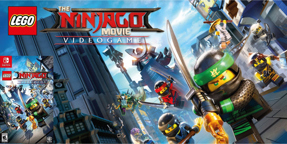 THE LEGO NINJAGO SWITCH