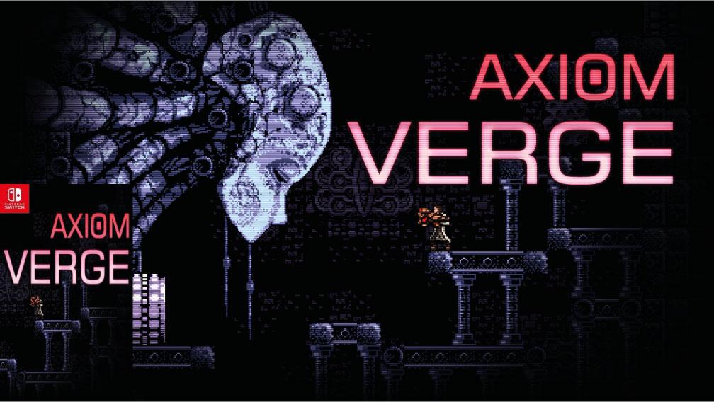 AXIOM VERGE SWITCH ROM 🎮