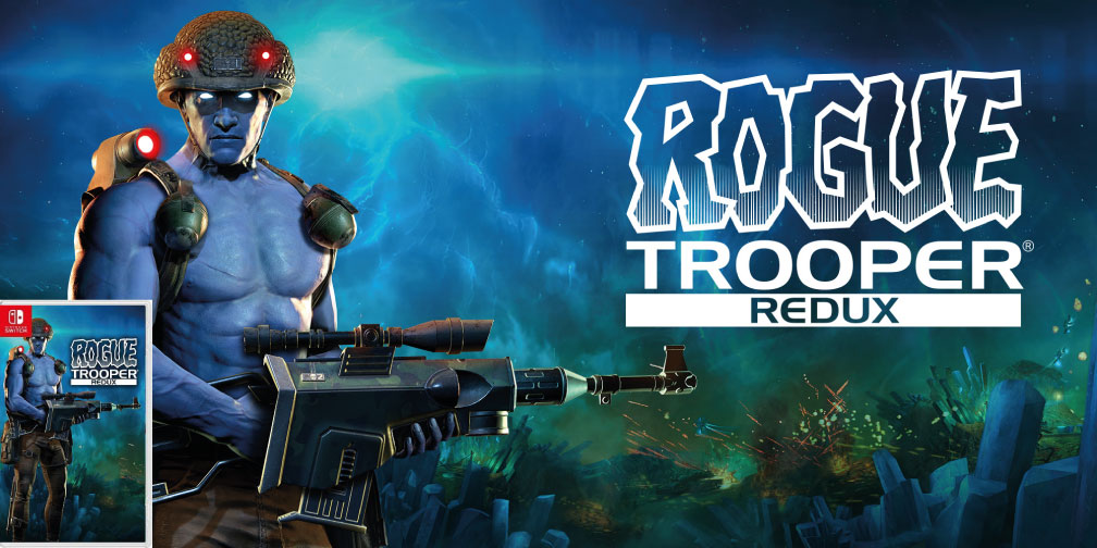 ROGUE TROOPER REDUX SWITCH ROM 🎮