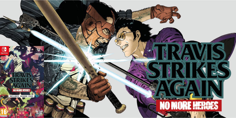 TRAVIS STRIKES AGAIN NO MORE HEROES SWITCH ROM 🎮
