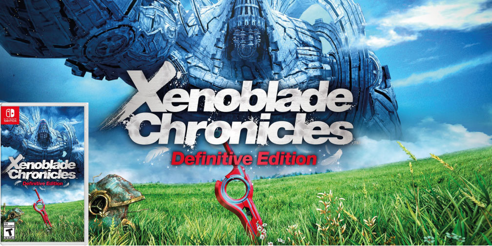 XENOBLADE CHRONICLES DEFINITIVE EDITION SWITCH