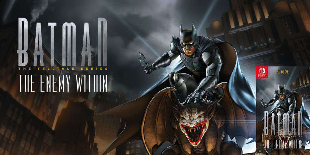 BATMAN THE ENEMY WITHIN SWITCH