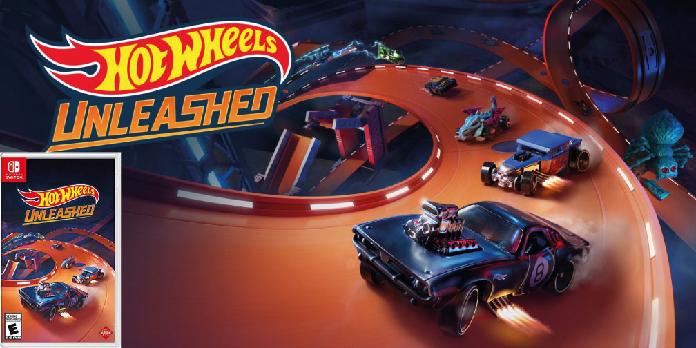 HOT WHEELS UNLEASHED SWITCH