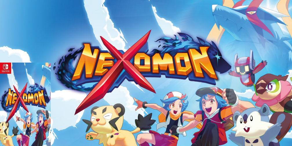 NEXOMON SWITCH ROM 🎮