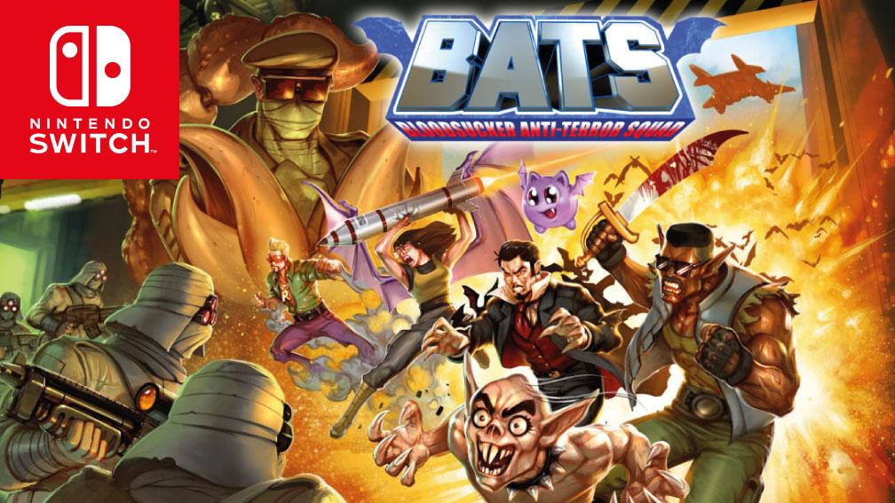 BATS Bloodsucker Anti Terror Squad switch