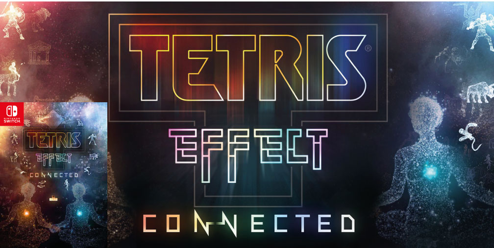 TETRIS EFFECT CONNECTED SWITCH