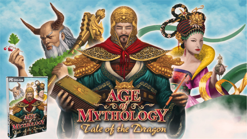 AGE OF MYTHOLOGY TALE OF THE DRAGON PC TORRENT 🎮