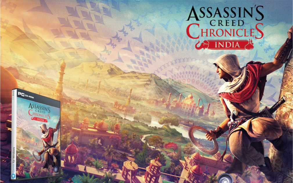 ASSASSINS CREED CHRONICLES INDIA PC TORRENT 🎮