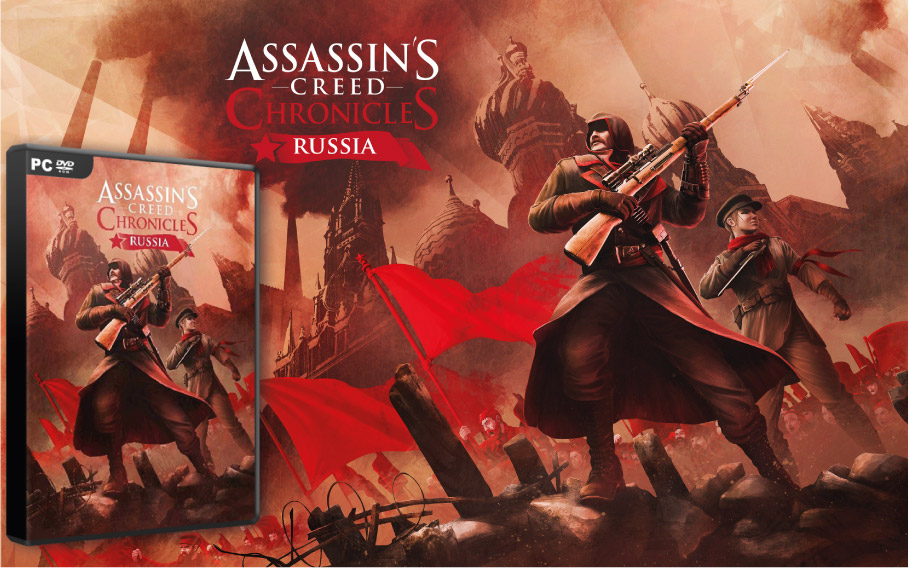ASSASSINS CREED CHRONICLES RUSIA PC TORRENT 🎮