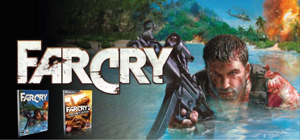 FARCRY 1 Y 2 JUEGOS PC TORRENT DESCARGA 🎮