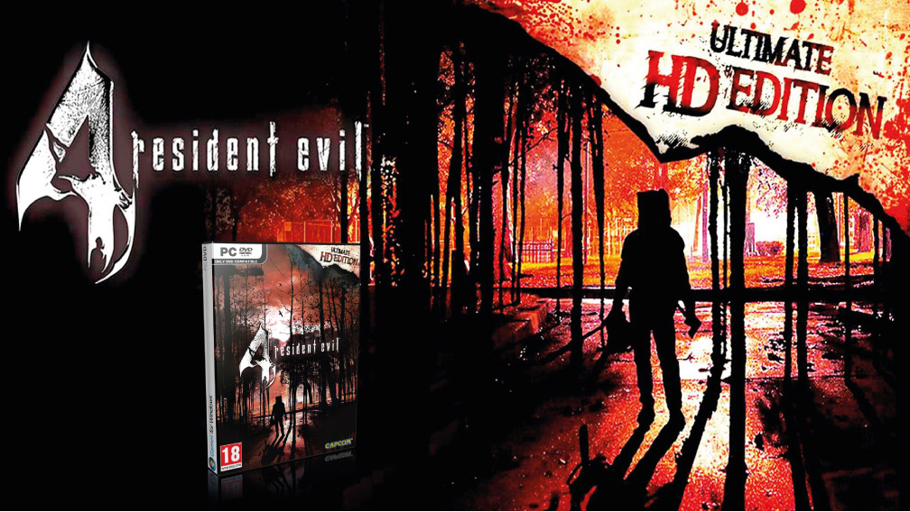 RESIDENT EVIL 4 ULTIMATE HD EDITION PC TORRENT 🎮