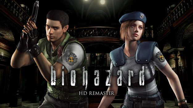 RESIDENT EVIL HD REMASTER PC TORRENT 🎮