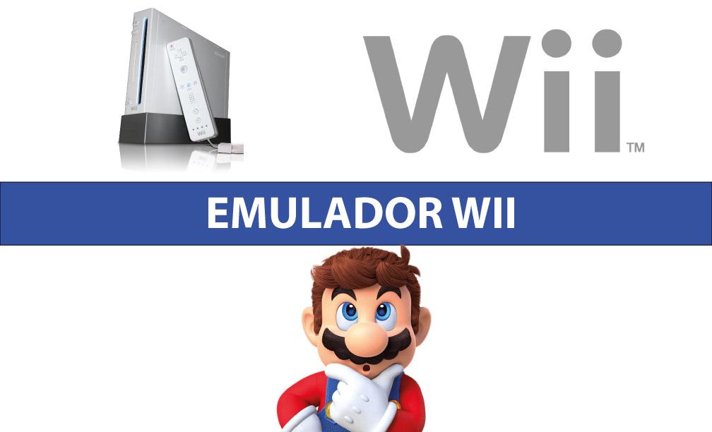 Emulador Nintendo Wii 🎮