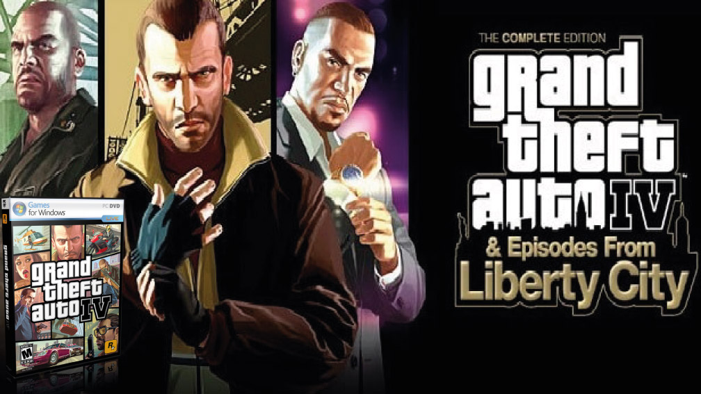 GRAND THEFT AUTO IV LIBERTY CITY 🎮 DESCARGA PC
