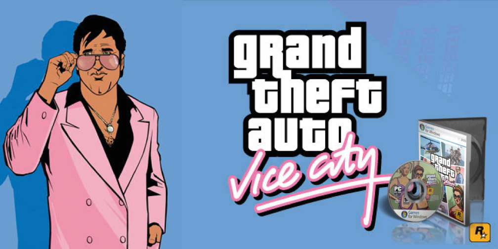 GRAND THEFT AUTO VICE CITY PC TORRENT 🎮