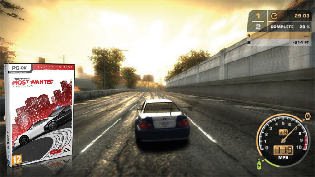 NEED FOR SPEED MOST WANTED PC TORRENT 🎮