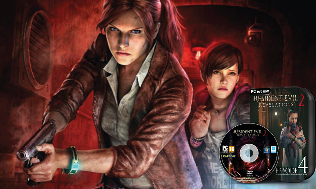 RESIDENT EVIL REVELATIONS 2 PC TORRENT DESCARGA 🎮