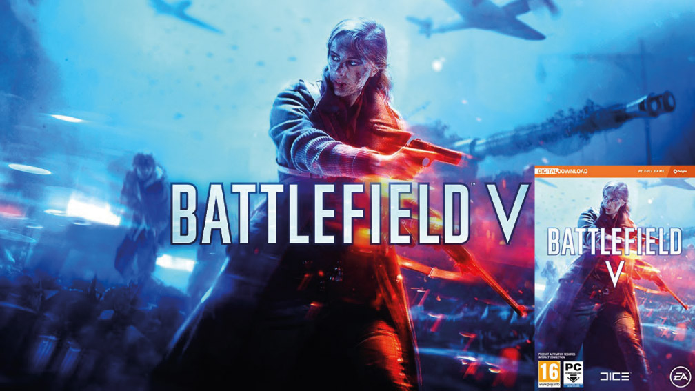 BATTLEFIELD V JUEGO PC TORRENT DESCARGA 🎮