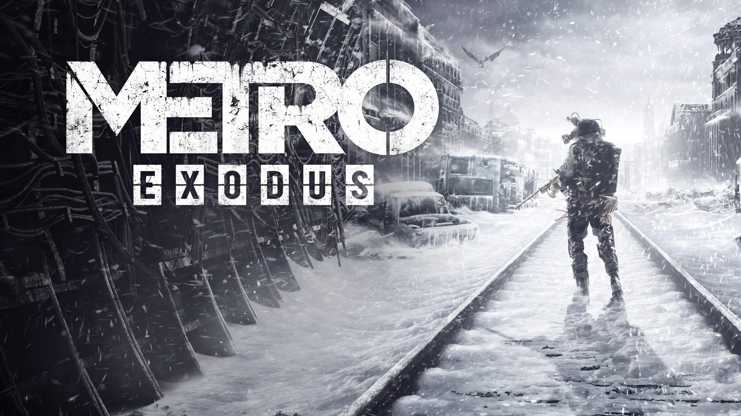 METRO EXODUS JUEGO PC TORRENT DESCARGA 🎮