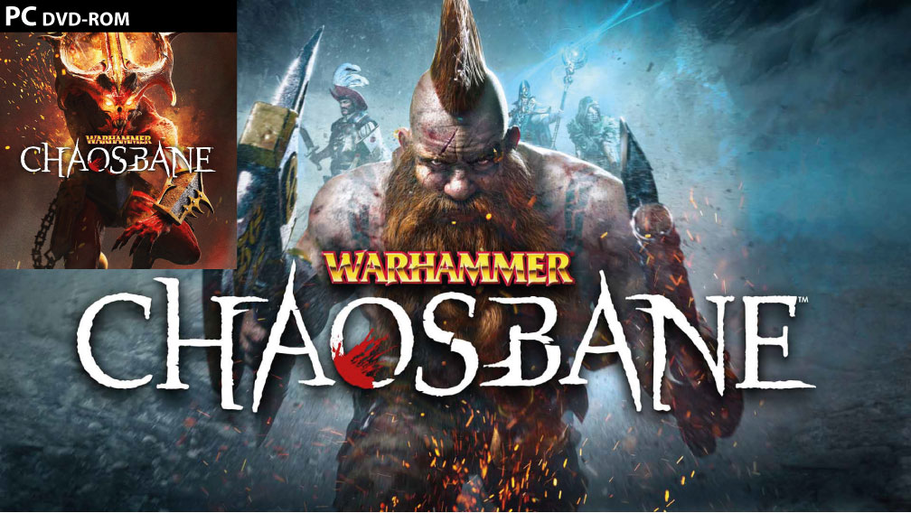 WARHAMMER CHAOSBANE JUEGO COMPLETO PC 🎮