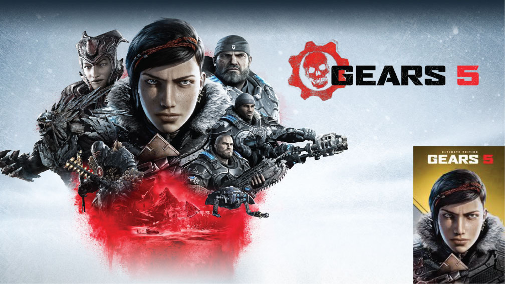 GEARS OF WAR 5 JUEGO COMPLETO PC TORRENT 🎮