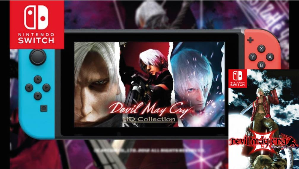 DEVIL MAY CRY 3 🎮 ROM SWITCH TORRENT – MEGA