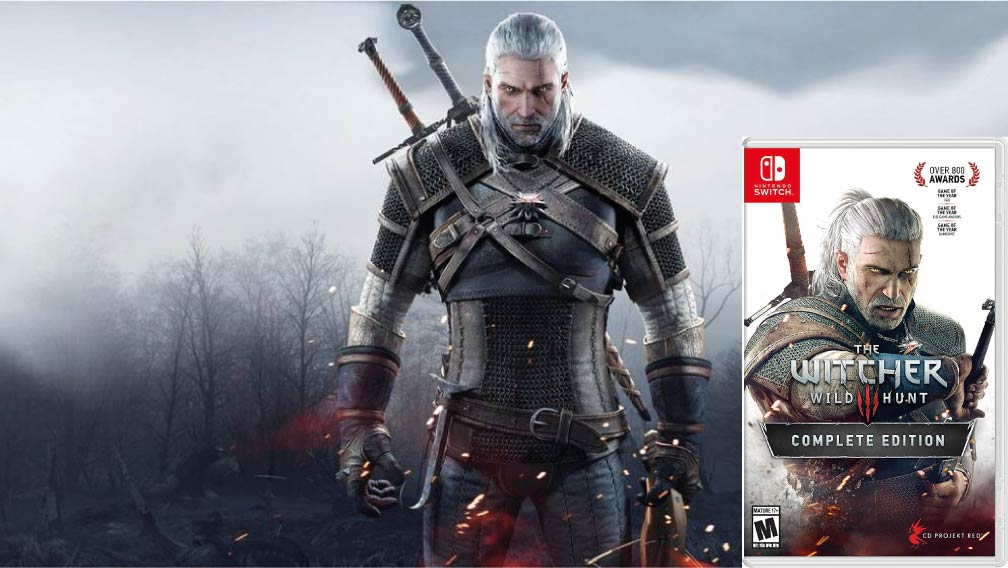 THE WITCHER 3 🎮 ROM SWITCH TORRENT – MEGA