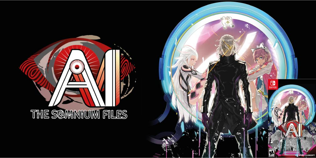 AI: THE SOMNIUM FILES 🎮 SWITCH ROM NSP
