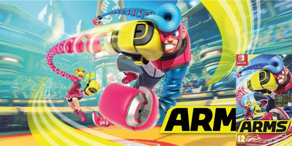 ARMS 🎮 NINTENDO SWITCH ROM NSP