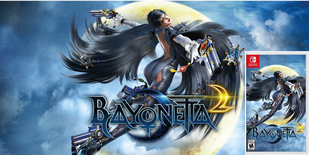 BAYONETTA 2 🎮 NINTENDO SWITCH ROM NSP