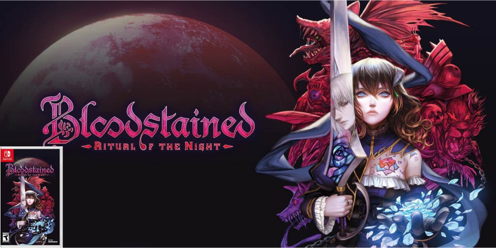 BLOODSTAINED: RITUAL OF THE NIGHT 🎮 SWITCH ROM NSP