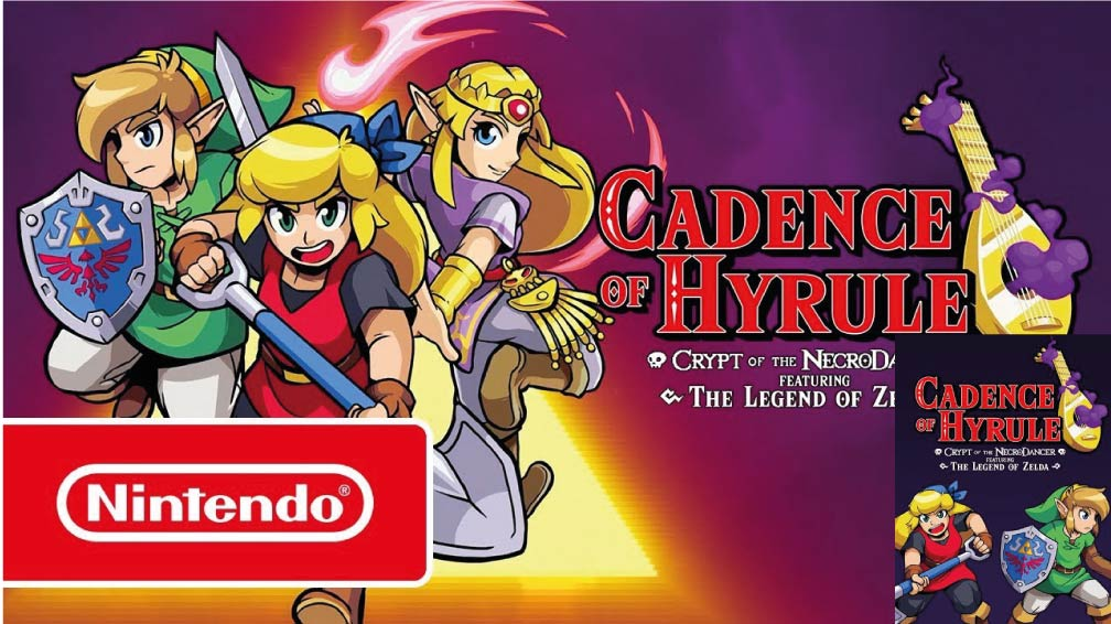 CADENCE OF HYRULE 🎮 SWITCH ROM NSP