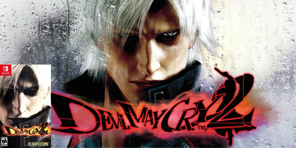 DEVIL MAY CRY 2 🎮 SWITCH ROM NSP