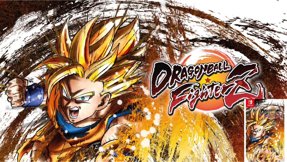 DRAGON BALL FIGHTER Z 🎮 SWITCH ROM NSP
