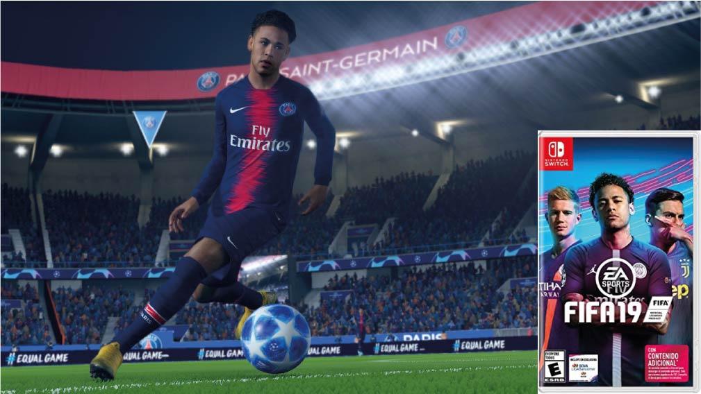 FIFA 19 🎮 SWITCH ROM NSP