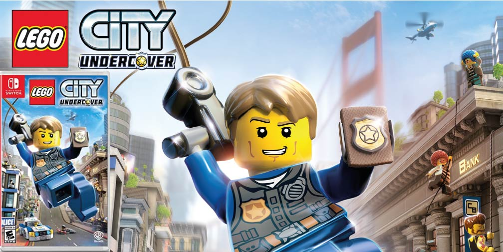 LEGO CITY UNDERCOVER 🎮 SWITCH ROM NSP