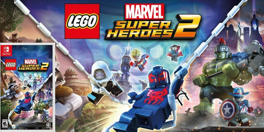 LEGO MARVEL SUPER HEROES 2 🎮 SWITCH ROM NSP