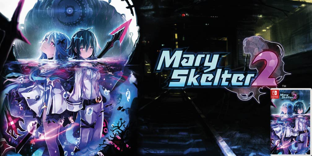 MARY SKELTER 2 🎮 SWITCH ROM NSP
