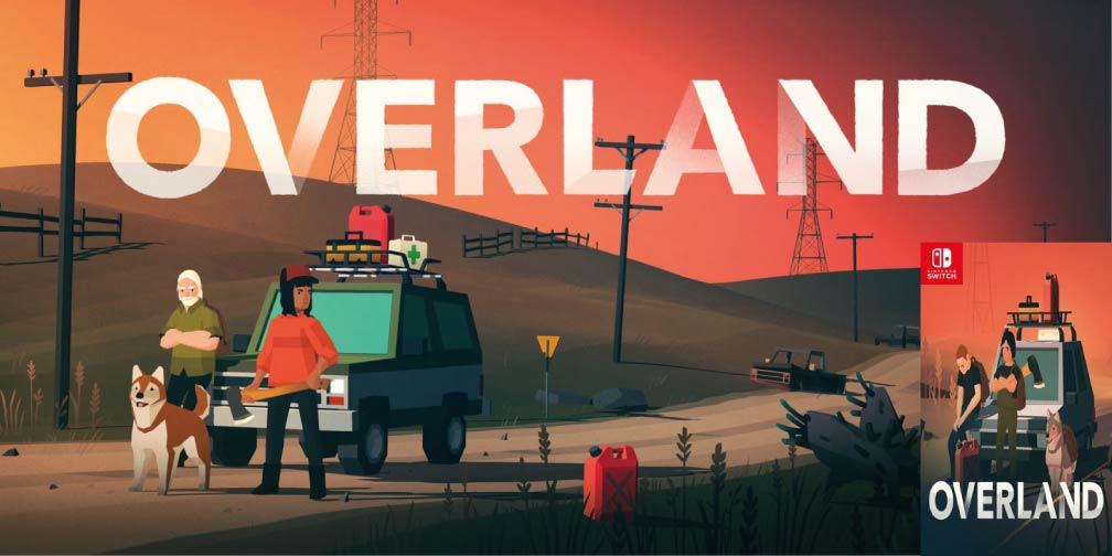 OVERLAND 🎮 NINTENDO SWITCH ROM NSP
