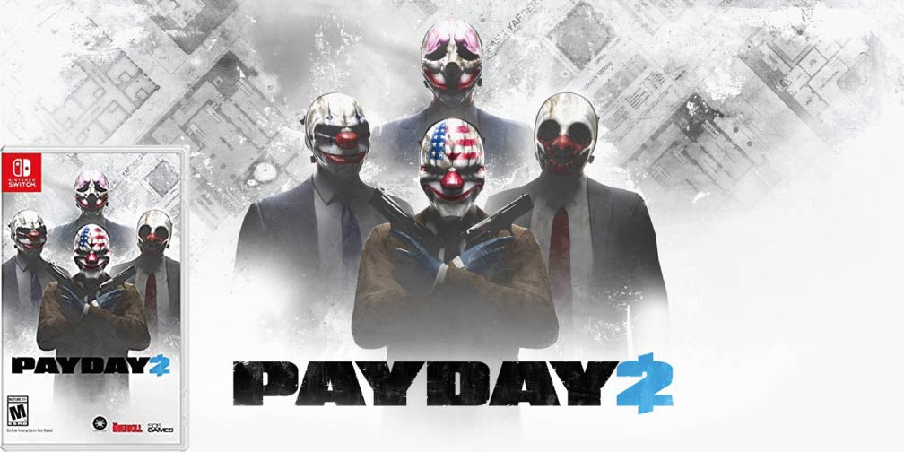 PAYDAY 2 🎮 NINTENDO SWITCH ROM NSP
