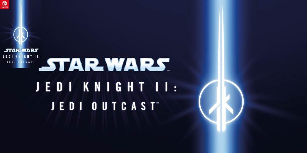 STAR WARS JEDI KNIGHT 2: JEDI OUTCAST 🎮 SWITCH ROM NSP