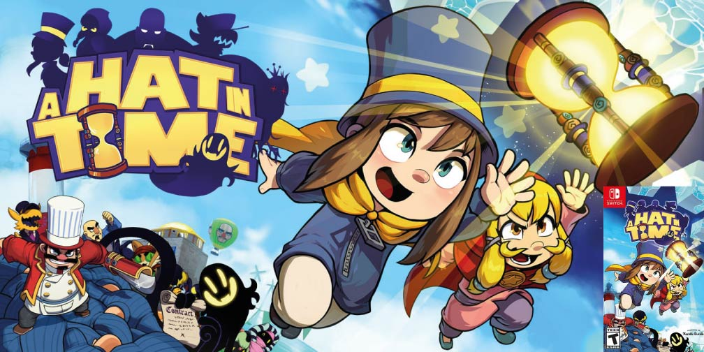 A HAT IN TIME 🎮 NINTENDO SWITCH ROM NSP
