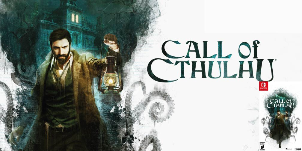 CALL OF CTHULHU 🎮 SWITCH ROM NSP