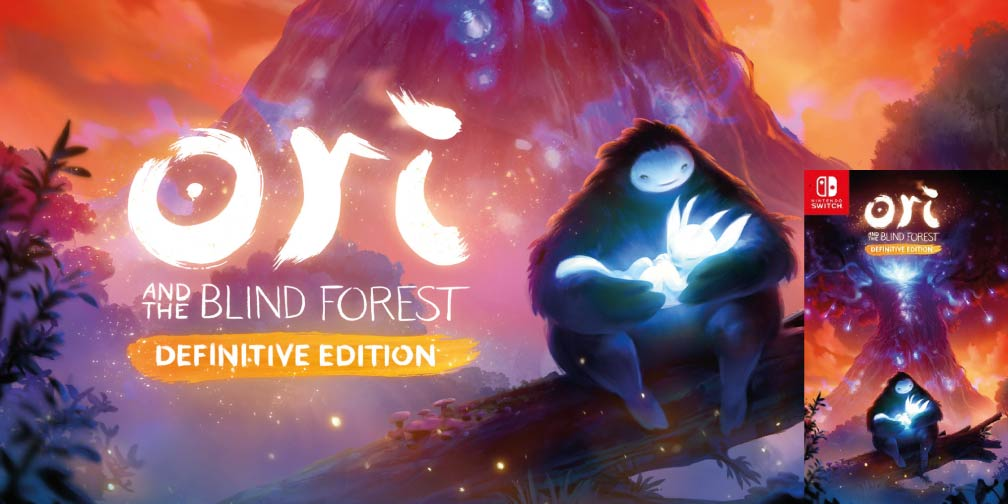 ORI AND THE BLIND FOREST 🎮 SWITCH ROM NSP