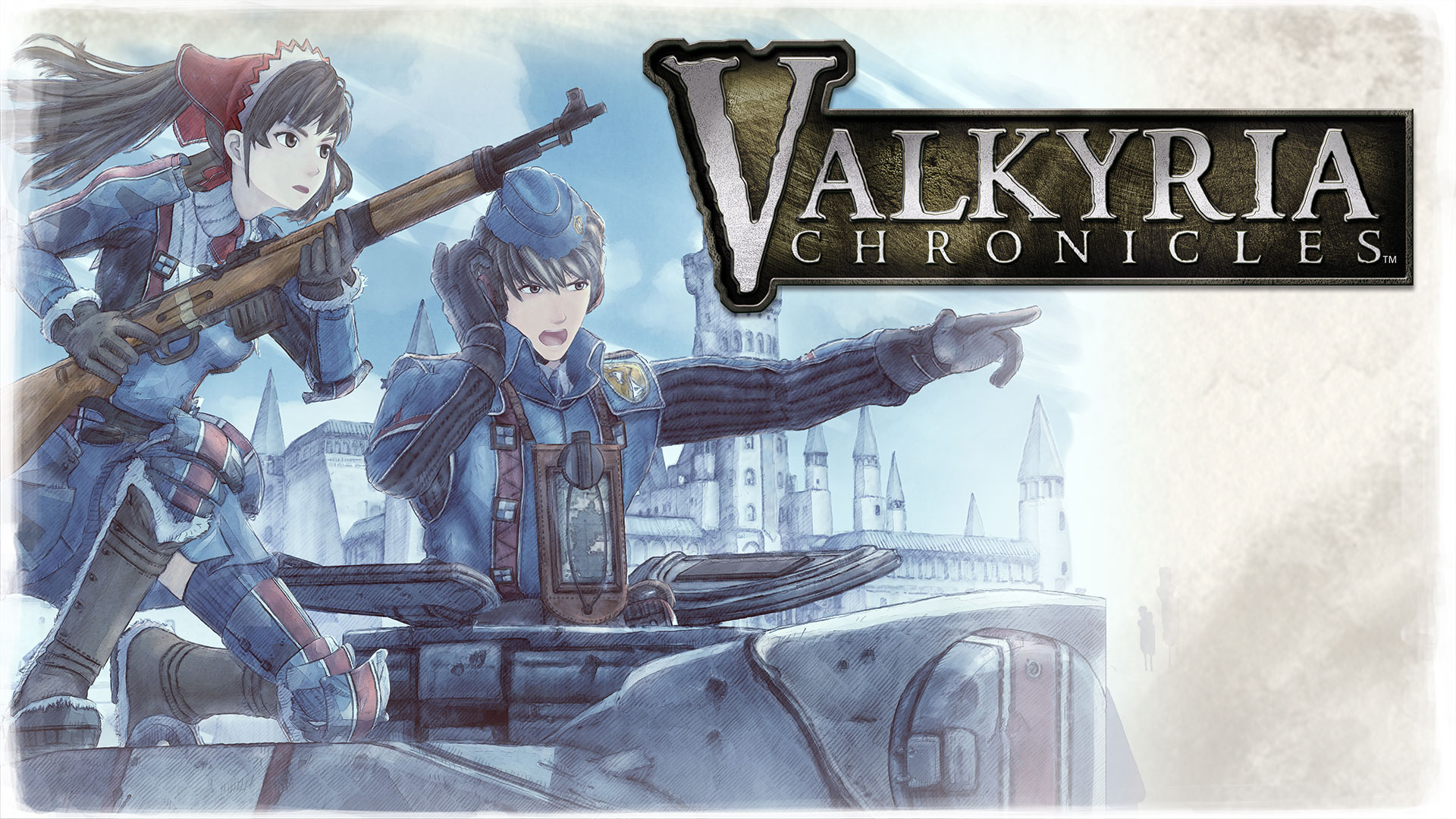 VALKYRIA CHRONICLES 🎮 SWITCH ROM NSP