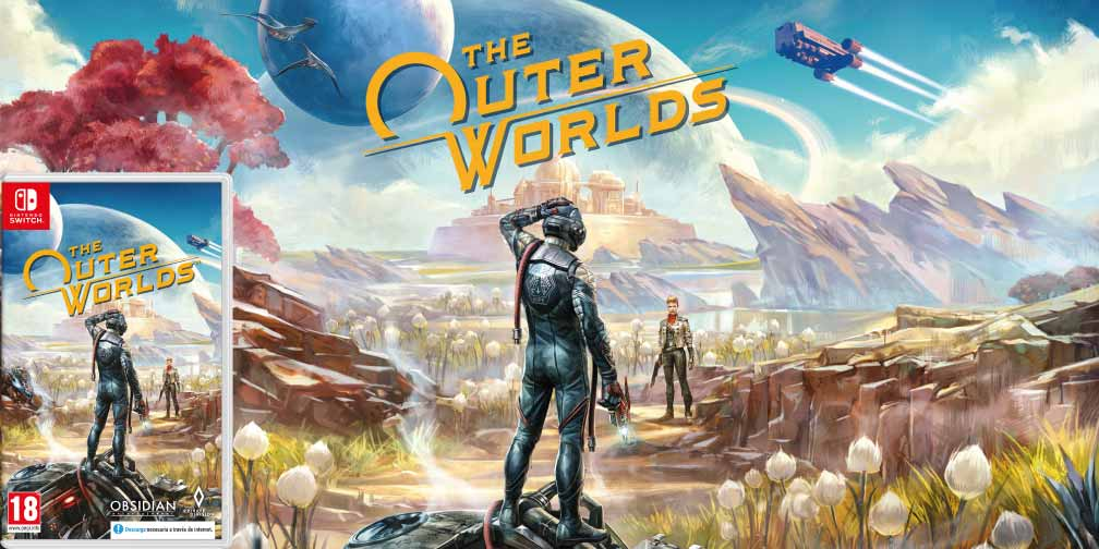 THE OUTER WORLDS 🎮 SWITCH ROM NSP
