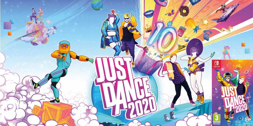 JUST DANCE 2020 🎮 NINTENDO SWITCH ROM